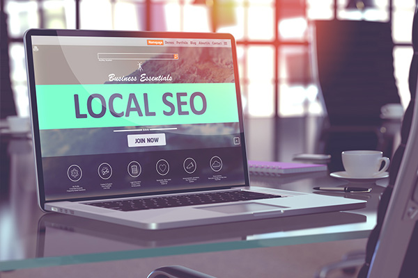 Local seo - оптимизация по местоположение