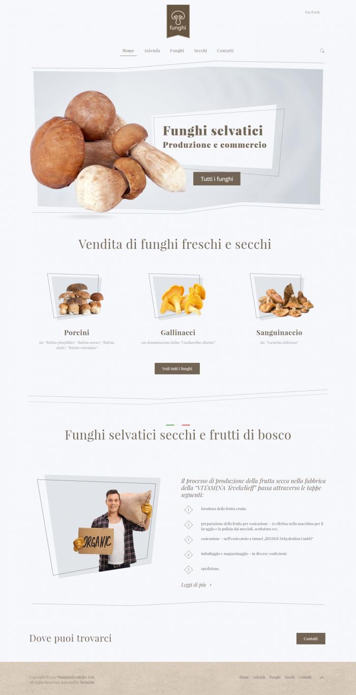 Италиански сайт за гъби, https://webnime.com/