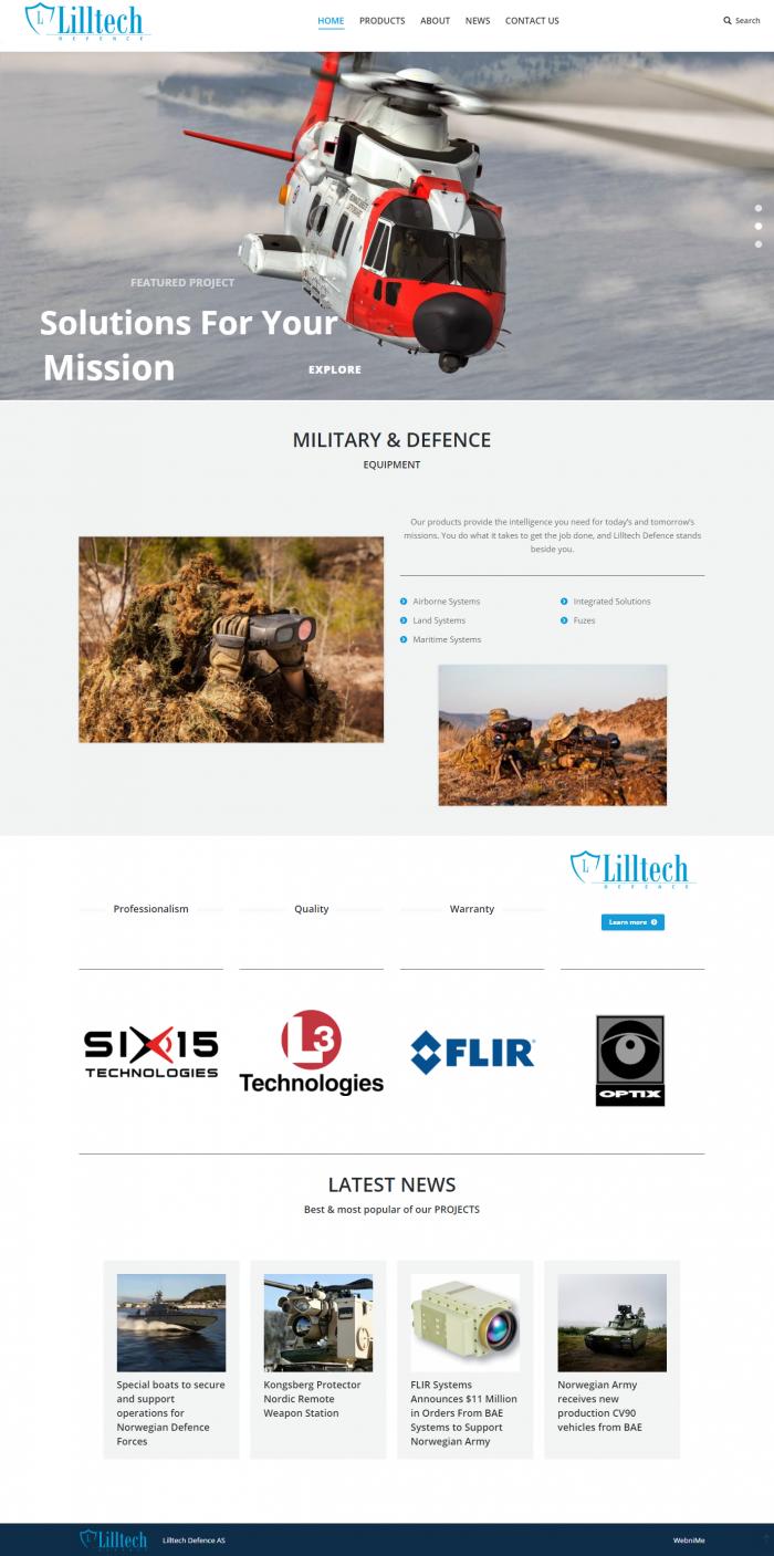 Уеб сайт за оръжия в Норвегия, https://webnime.com/