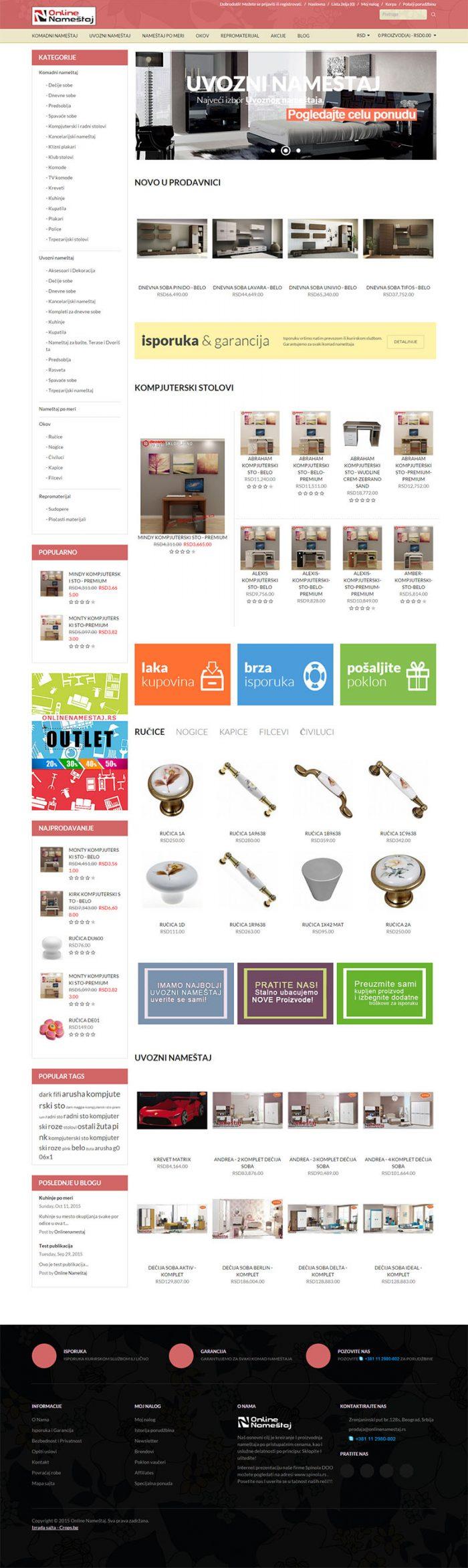 Интернет магазин за мебели, https://webnime.com