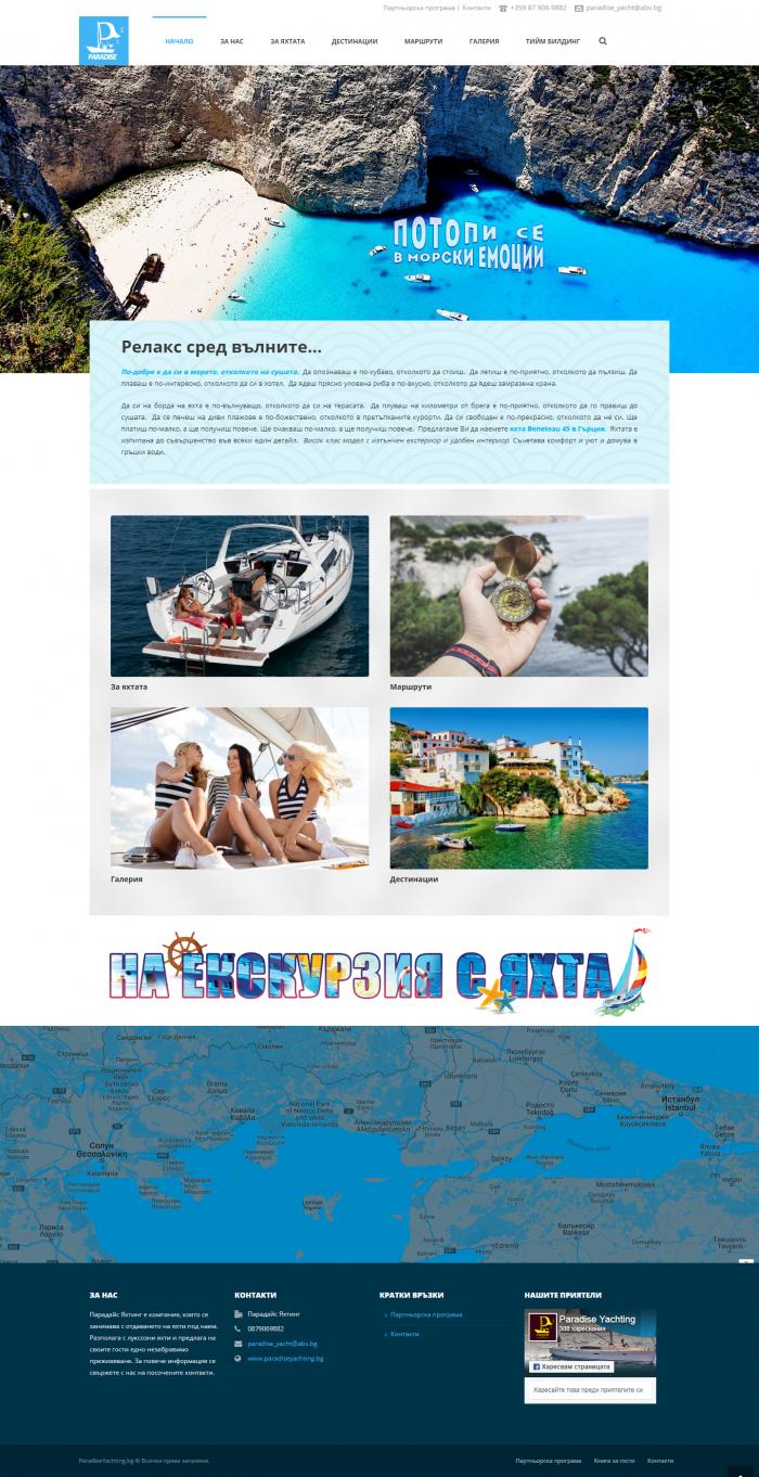 Сайт за пътешествия в Гърция, https://webnime.com/