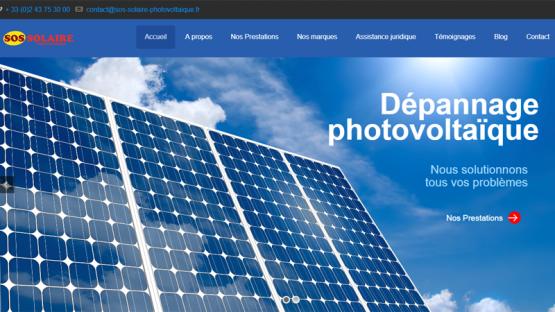 Поддръжка на соларни системи (френски език), https://webnime.com