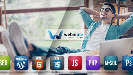 Webnime SEO оптимизация и изработка на сайтове