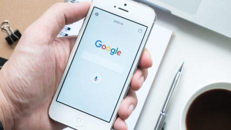 Разлика в резултатите при търсене на компютър и мобилно устройство