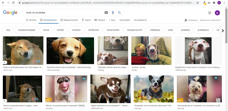 Google images, Google Изображения