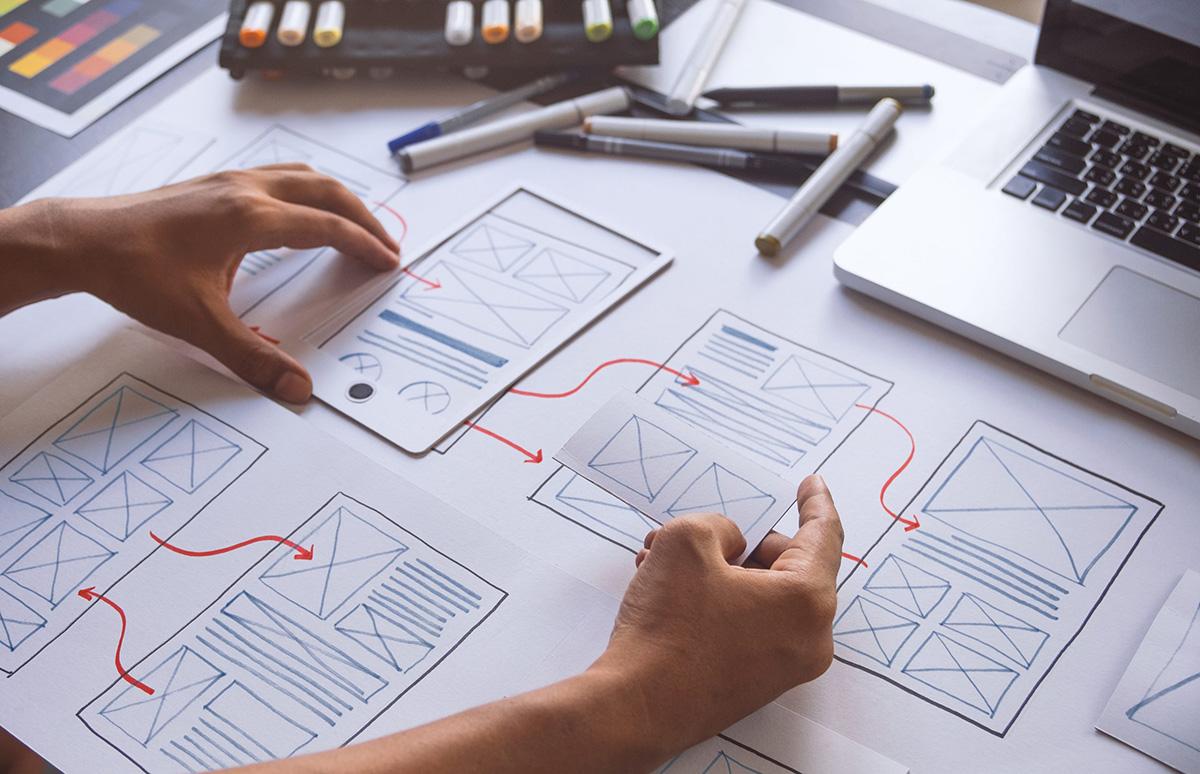 UX-Design - използваемост на сайт